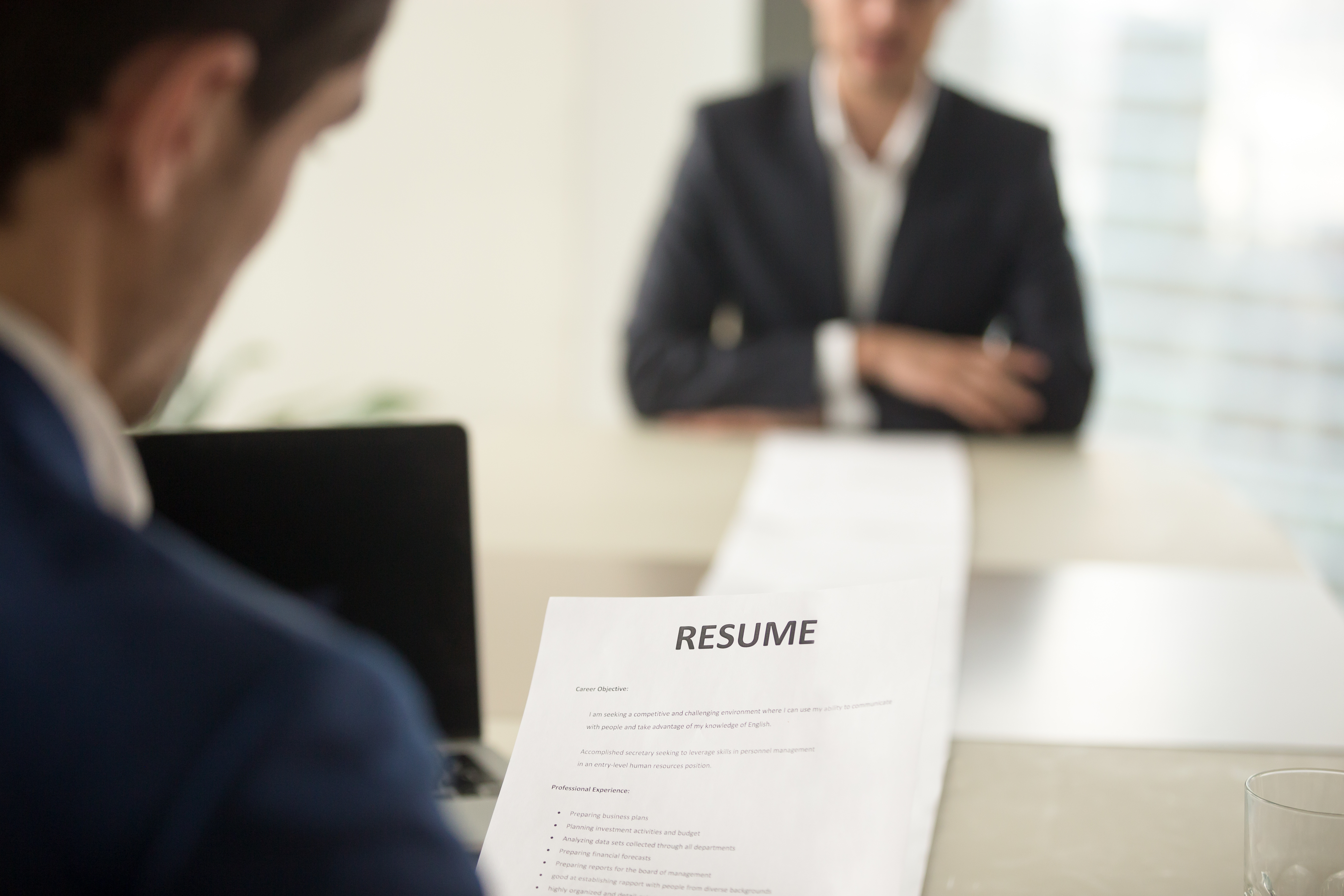 Is your resume current