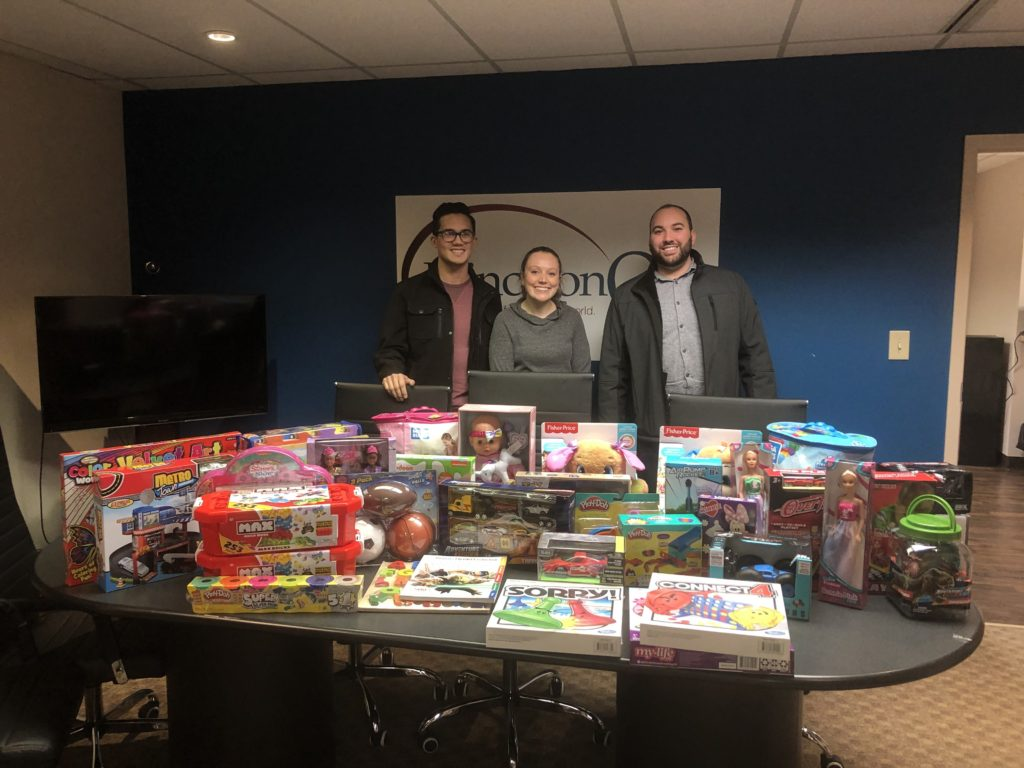 Cleveland Toy Drive Christmas 2019